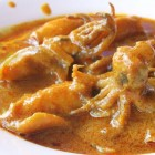 Squid sambal aka sambal tumis sotong